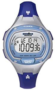 Timex Women's T5K184 Ironman 30-Lap Resin Strap Digital Watch
