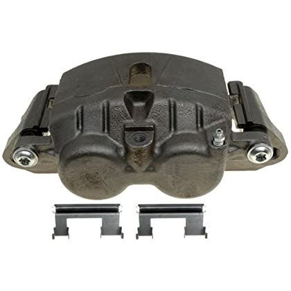 Image of Brake Calipers Raybestos FRC11412 Professional Grade Remanufactured, Semi-Loaded Disc Brake Caliper