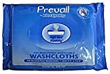 Prevail?Washcloths Refill 1 Case (12/Packs, 576 Count) by Prevail