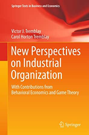 Amazon.com: New Perspectives on Industrial Organization ...