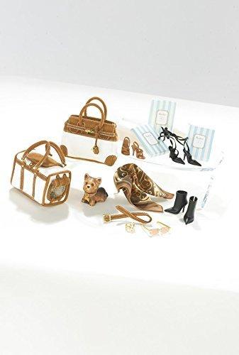 Mattel New York Yorkie Barbie Silkstone Accessory Pack