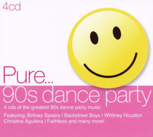 Pure 90s Dance Party