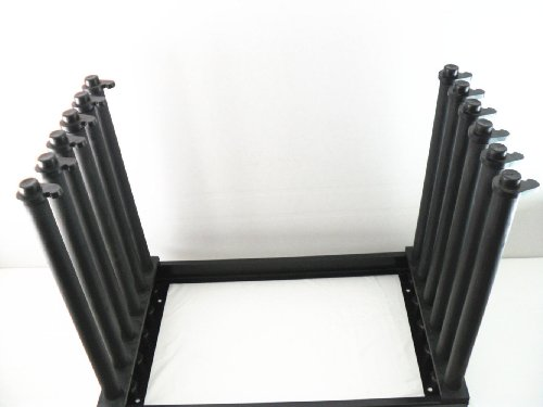 - 5-Lite NEW Improvement Windshield Auto Glass Rack Heavy Duty With EPDM Rubber