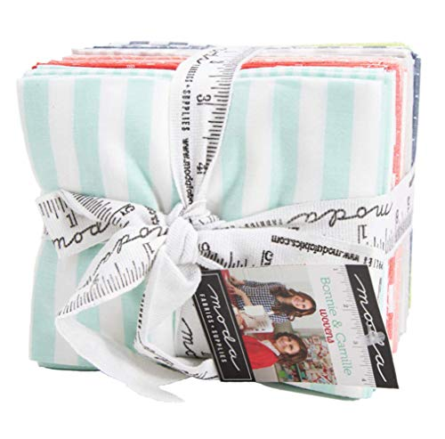 - Bonnie & Camille Wovens 30 Fat Quarter Bundle for Moda Fabrics