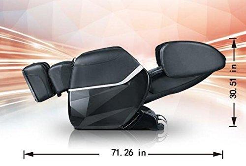 mr direct electric full body shiatsu massage chair foot roller zero