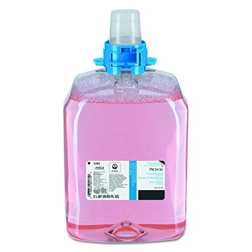 Gojo Pro 2000 Soap Dispenser (Provon 5285-02 FMX-20 Foaming Handwash with Moisturizers, 2000 mL (Case of 2))