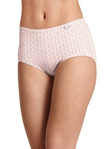 Jockey Women's Underwear Supersoft Brief - 3 Pack, Cosmetics, 7