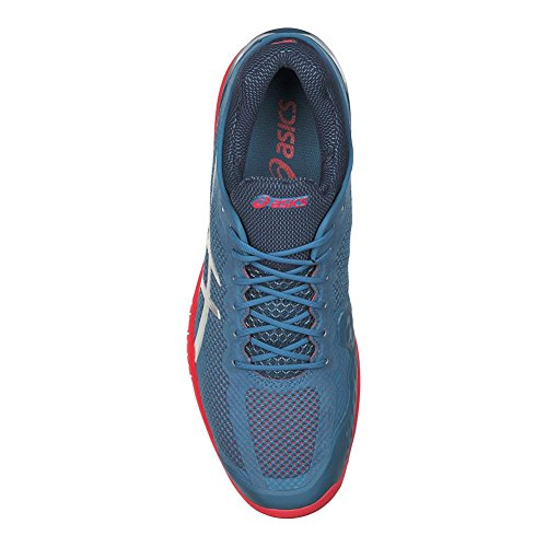 Silver Blue Unisex Azure Asics Erwachsenen Schuhe Court FF fwqR0C