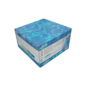 Extremement Liner piscine hors sol rond 4,60m x 1,32m - gre FPR458: Amazon.fr XV-44
