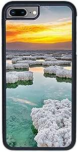 ديكالاك كفر حماية لهاتف ايفون 8 بلس، بتصميم شروق الشمس