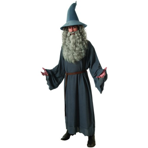 The Hobbit: Gandalf Adult Costume (Adult Hobbit Costume)