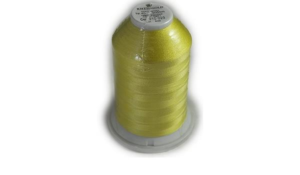 Rheingold Rayon 4023 Lemon Yellow  901404023