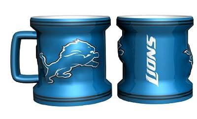 NFL Sculpted Mini Mug Shot Glass by Boelter Brands