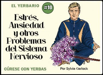 Yerbario de Estrés, Ansiedad Y Otros Problemas Del Sistema Nervioso (Yerbarios de Salud): Sylvia Carlock: 0795434102009: Amazon.com: Books