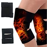BoBoLing Magnetic Therapy Large Range Knee Protector Self Heating Knee Pads Knee Support Belt Knee Care 1PC