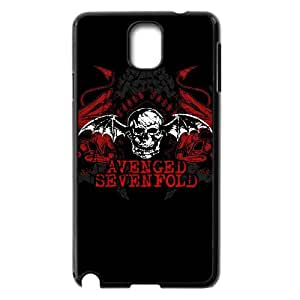 T-TGL(RQ) Samsung Galaxy Note 3 N9000 Personalized Phone Case Avenged Sevenfold with Hard Shell Protection