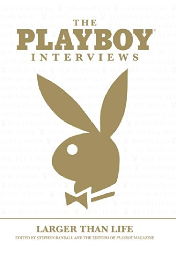 The Playboy Interviews: Larger Than Life by Dark Horse Comics