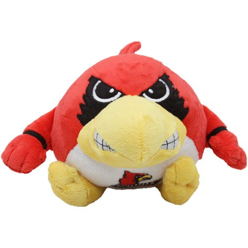 Fabrique Innovations NCAA Orbiez Plush Toy , Louisville Cardinals