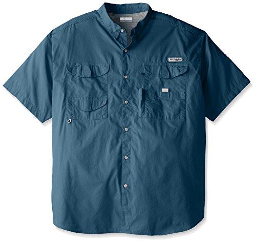 Columbia Men's Bonehead Short-Sleeve Work Shirt