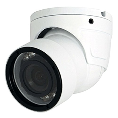 Speco 960H Weather/Vandal Resistant Mini Dome/Turret Color Camera, 3.6mm Fixed Lens - White Housing Marine , Boating Equipment