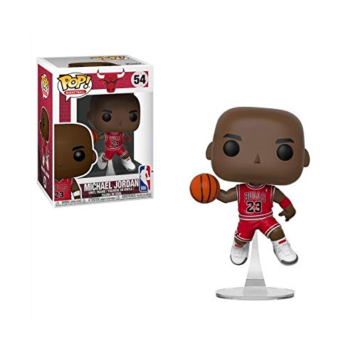 NBA Bulls Michael Jordan Pop! Vinyl Figure -
