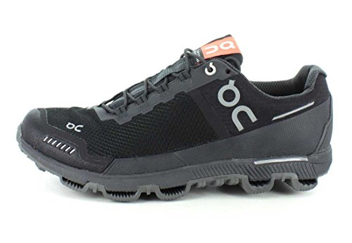 On Running Cloudventure Waterproof Black Dark Black