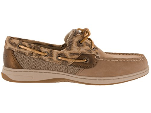 Chaussures De Bateau Bluefish Sperry Top-sider Femmes Grge / Gld