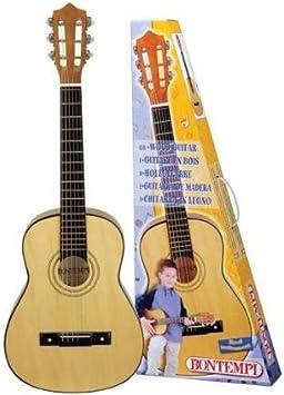 Bontempi - Guitarra En Madera 75 Cm. GSW 75/AC: Amazon.es ...