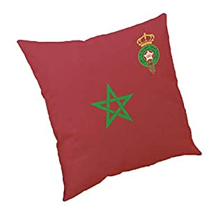 The 2018 World Cup Linen Home Decor Throw Pillow Case Cushion Cover Gift for Sofa, 45 x 45cm