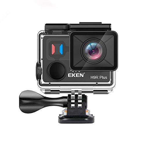 bxbxYY Waterproof Sports Camera, 4k Hd Video, Equipped with 2-Inch Screen and 170° Wide-Angle Lens, Sports Camera Hd 1080p, Comes with Wireless Sports Camera