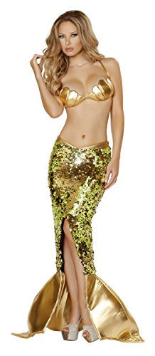 Sultry Sea Siren Costume - Large - Dress Size 8