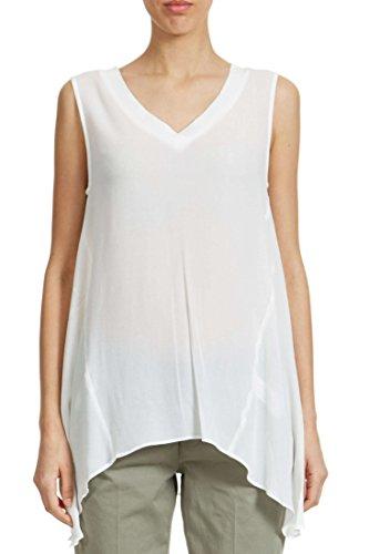 yaya - Camiseta sin mangas - para mujer Weiß