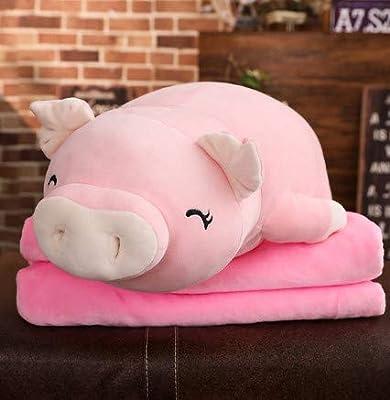 PBCX Muñeca de Peluche de Cerdo Suave de algodón Suave rellena de ...