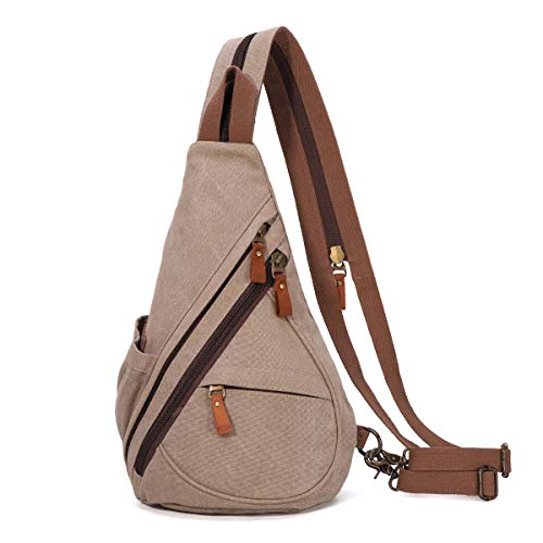 Canvas Sling Bag Crossbody Backpack product image