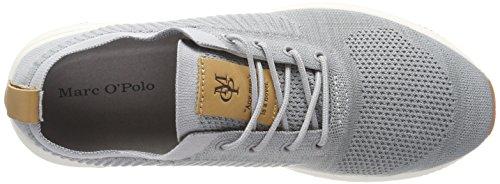 Marc OPolo 80223713503601, Sneaker Uomo Grigio (Grey Melange)