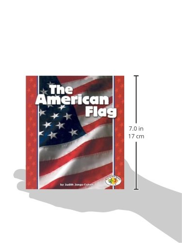 The American Flag (Pull Ahead Books) Paperback – 1 July 2003