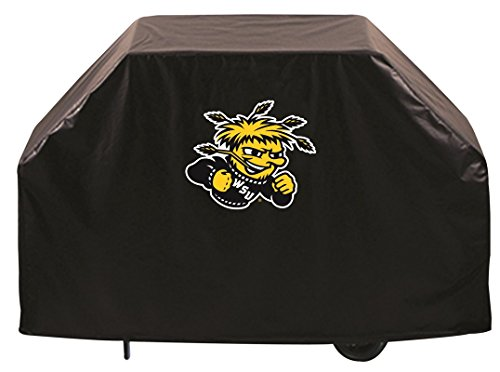 """NCAA Wichita State Shockers 60"""" Grill Cover"""