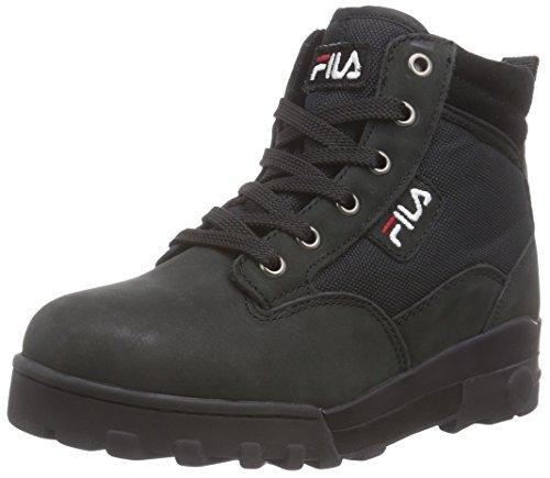Fila GRUNGE MID MB00315U COL. 970, Unisex-Erwachsene Boots, Schwarz  (Black), EU 36 (UK 3)  Amazon.de  Schuhe   Handtaschen 6804e18bd9
