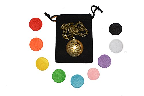Essential Personal Diffuser Necklace multi colored product image