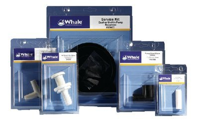 Whale Gusher - WHALE WATER SYSTEMS Service Kit