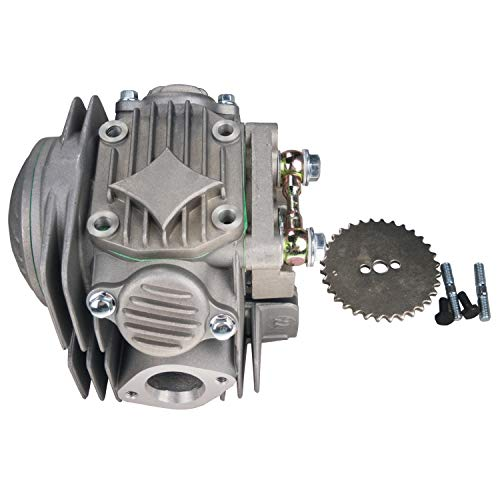 YX 140CC 2 valves Engine Head Kit Equipped with Z40