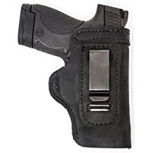 Ruger SR 9mm Compact Pro Carry LT leather Conceal Carry Gun Holster - New -