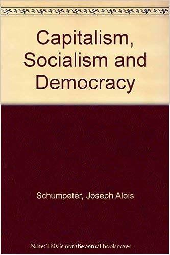 Capitalism, Socialism and Democracy: Amazon.es: Schumpeter, Joseph Alois, Bottome, Tom: Libros en idiomas extranjeros