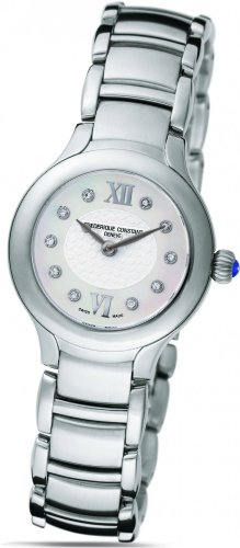 Frederique Constant Mother of Pearl Dial Stainless Steel Ladies Watch 200WHD1ER6B