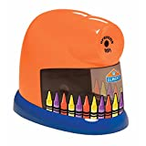 Best Elmer's Crayon Sharpeners - CrayonPro Electric Crayon Sharpener with Replacable Blade, Orange Review