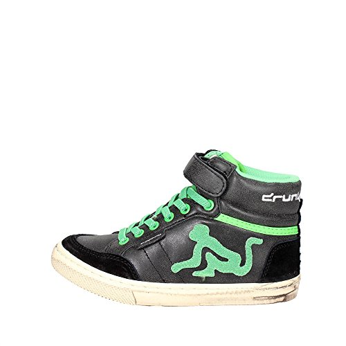 Collo a Boston Black Sneaker Camu DrunknMunky Alto Bambino 6qBpAn