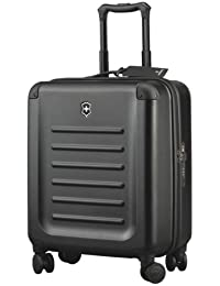 Luggage Spectra 2.0 Extra Capacity Carry-On, Black, One Size