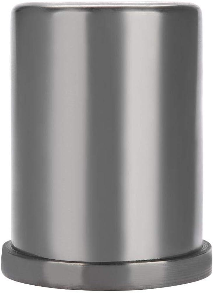 Crisol de Grafito Fundido de Alta Pureza Herramienta de Fusi/ón de Crisol para Oro Plata Cobre Lat/ón Metales de Aluminio Qkiss 1kg//2kg//3kg Molde para Fundici/ó de Metales