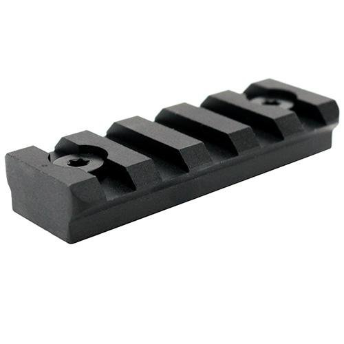 CMMG Accessory Rail 5 Slot Key mod Gun Stock Accessories by CMMG, Inc