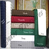 12-Each King Sage Hospital Pillow Cases Supreme T530 Solid Supplier-Resort Pillow Cases By Case Reviews